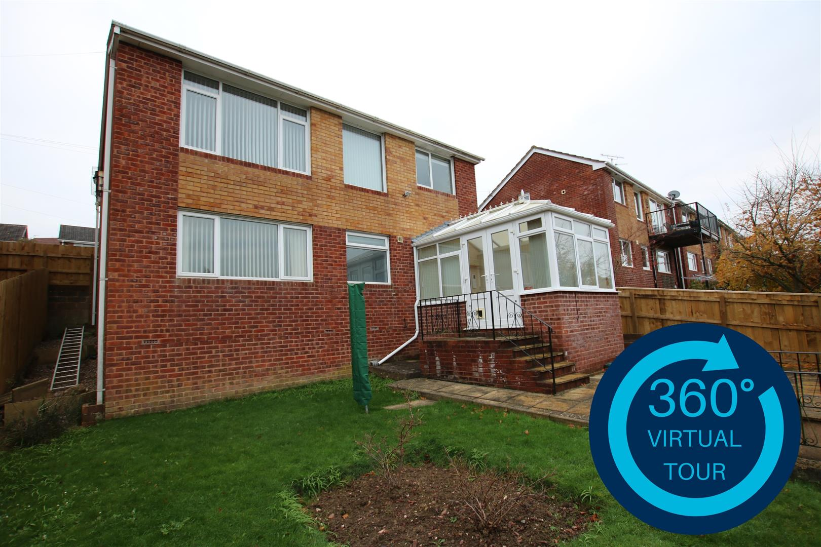 3 Bedrooms Detached House for sale in Woodleigh Close, Exeter